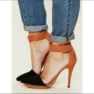 Free People x Jeffrey Campbell 'Solitaire' Heels